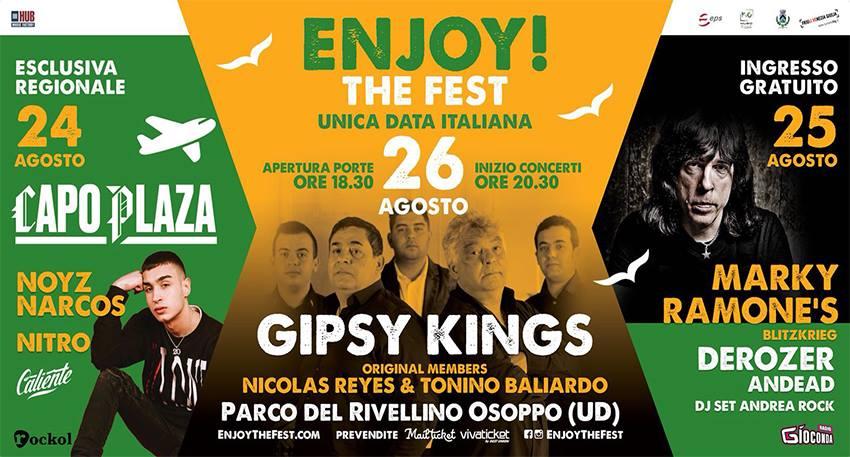 Enjoy! The Fest 2018