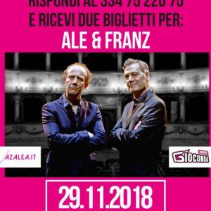 Indovina Indovinello Ale & Franz Udine