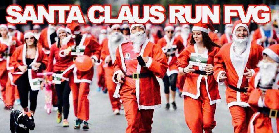 Santa Claus Run FVG
