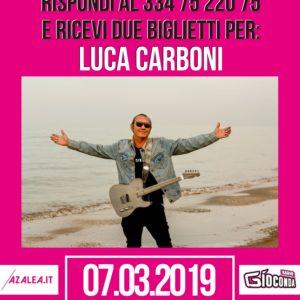 Indovina Indovinello Luca Carboni a Udine