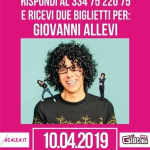 Indovina Indovinello Giovanni Allevi a Udine