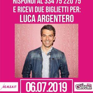 Indovina Indovinello Luca Argentero a Udine
