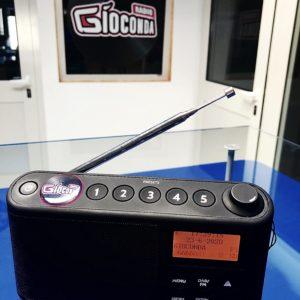 Radiolina digiatle targata Radio Gioconda