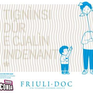 Friuli Doc 2020 - 26^ edizione - Media Partner Radio Gioconda