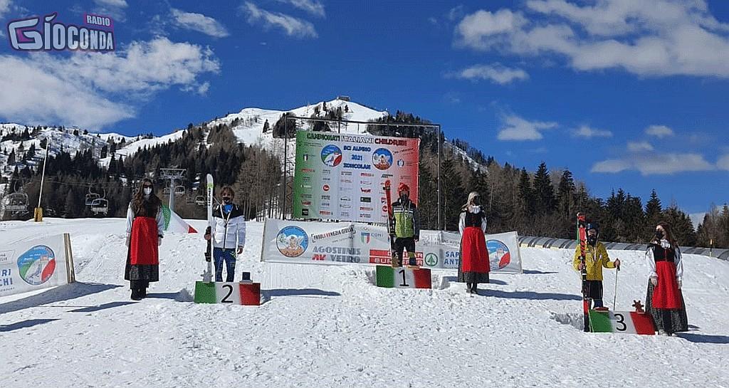 Zoncolan 2021 Campionati Italiani Children