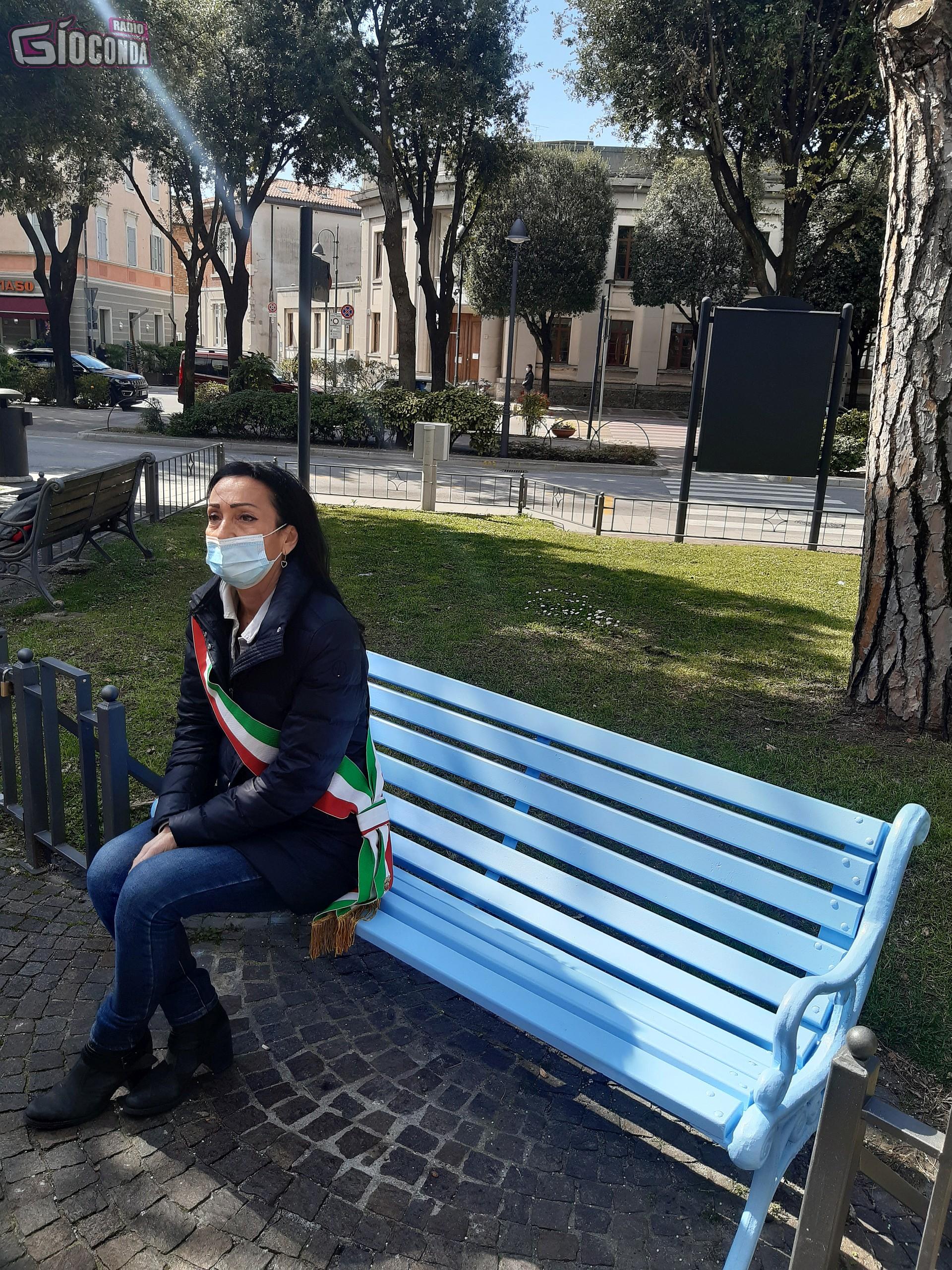 Anna Cisint 2021 Panchina Azzurra