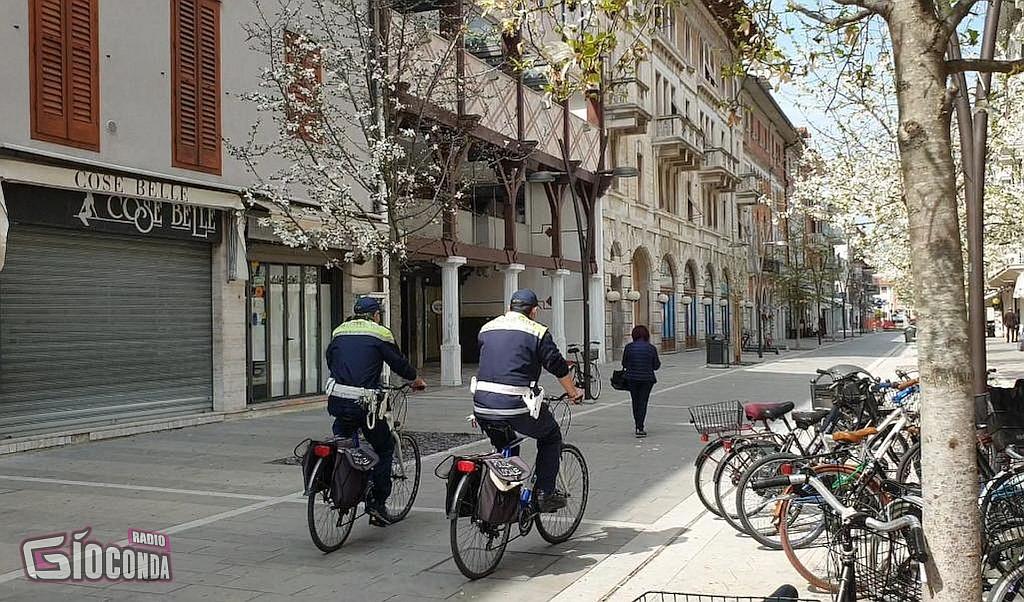 Grado deserta, controlli a tappeto di Carabinieri e Polizia Locale 2021