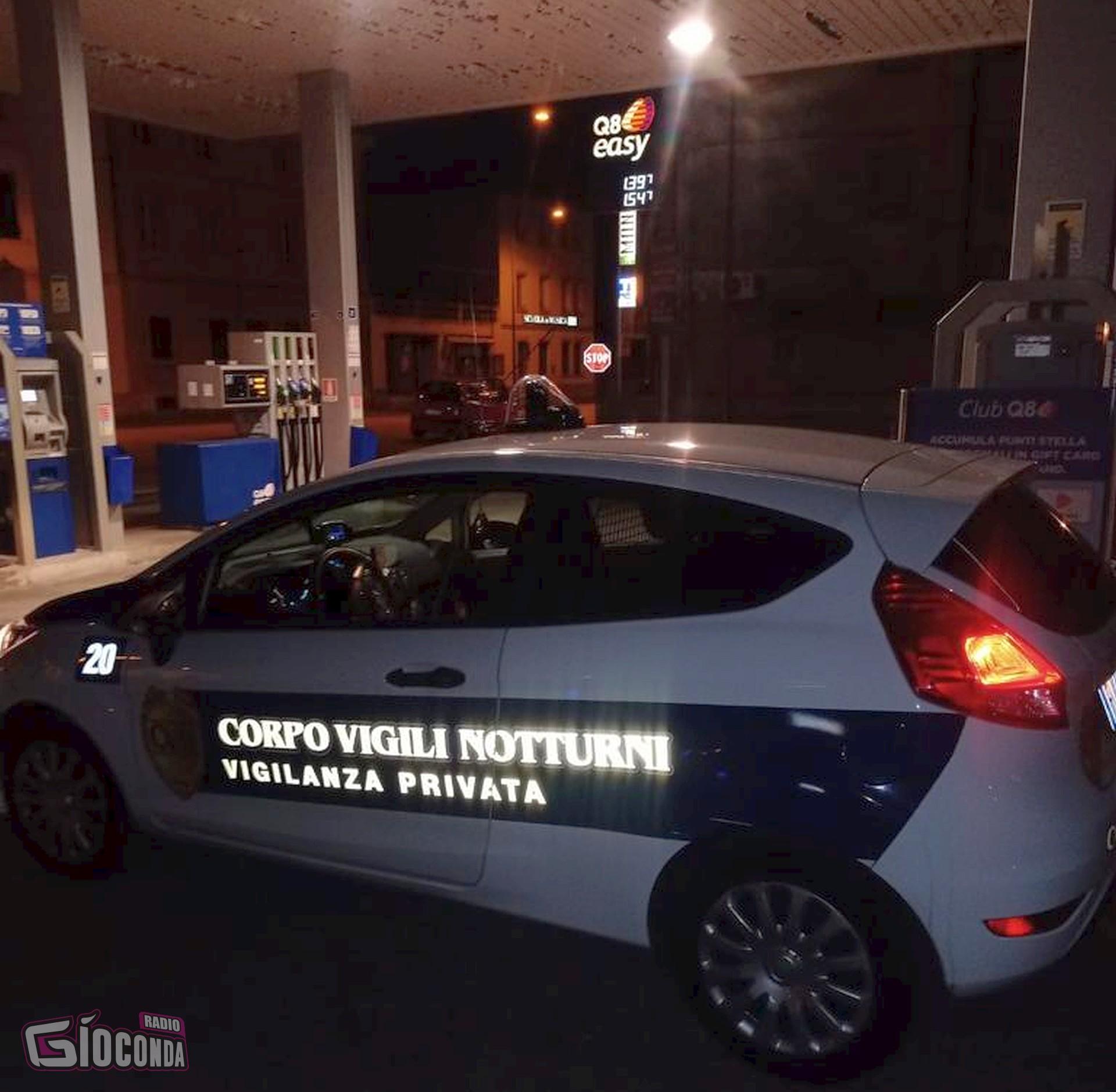 Tentato furto ad un distributore in viale Palmanova a Udine 2021