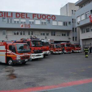 Trieste Vigili del Fuoco